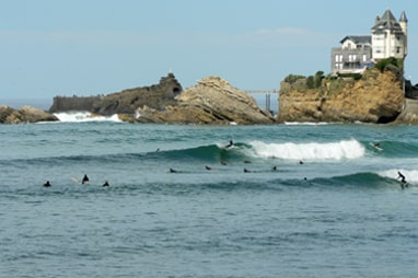 Biarritz, Anglet, Bayona, Bidart
