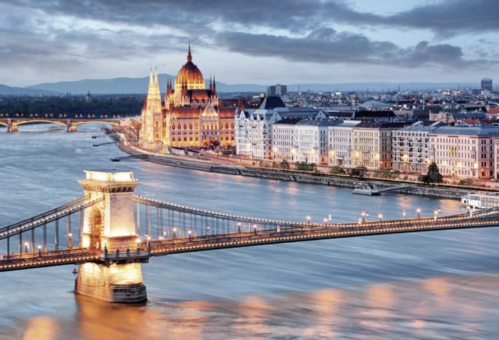 Prague-Budapest