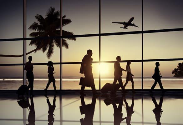 Programa de vuelos