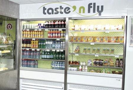 Taste'n fly