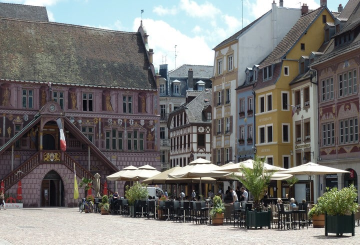 Basel Mulhouse
