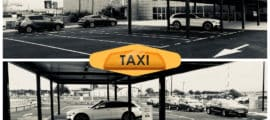 Changement des emplacements taxis