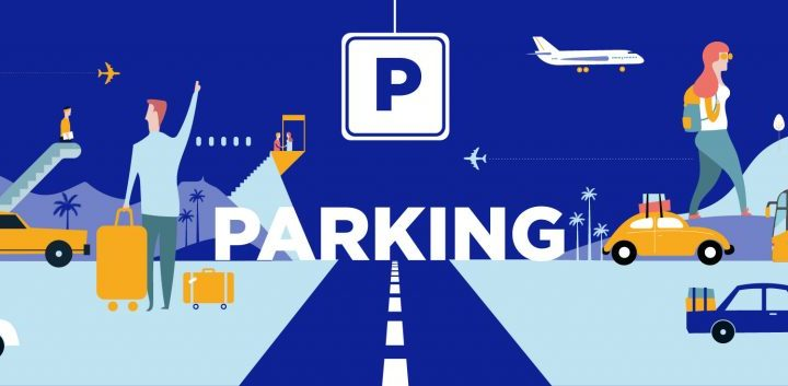 Les parkings de l'aéroport de Biarritz Pays Basque