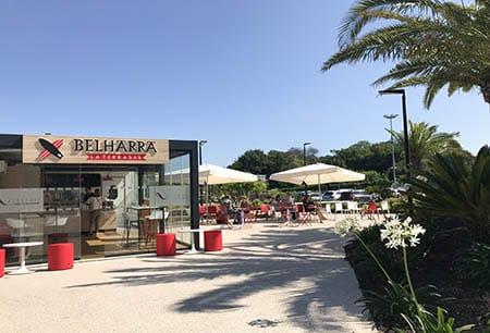 Le Belharra Terrasse