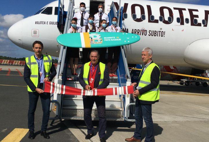 Didier Riché Directeur de l'aéroport prend sa retraite